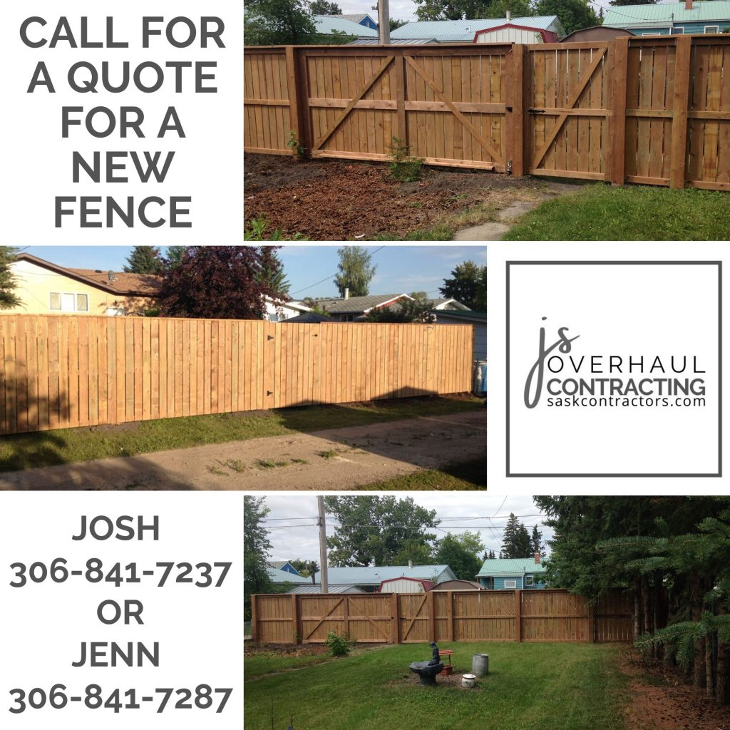 Fencing by JS Overhaul Contracting
